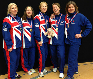 GBR Veterans Fencing Tracksuit