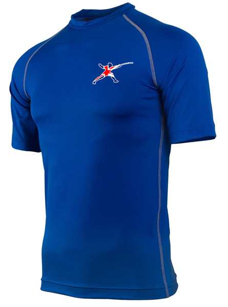 BVF short sleeve base layer top