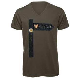 Friends of the Ridgeway Heart T-shirt
