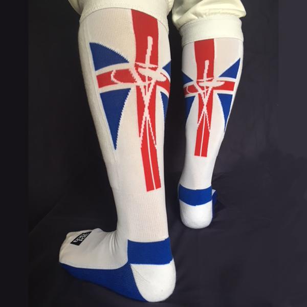 GBR fencing socks