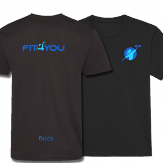 fit4you T-shirt black
