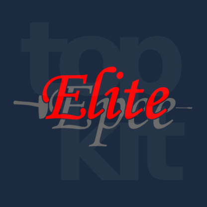 Elite Epee Logo by topkit.co