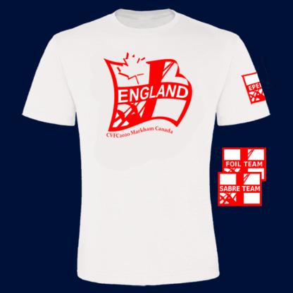 England CVFC 2020 T-shirts