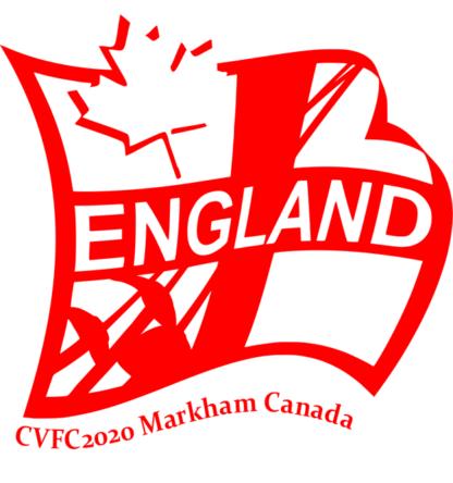 CVFC2020 England Logo