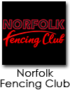 Norfolk Fencing Club button