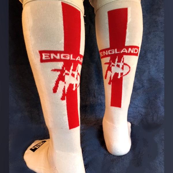 England Fencing socks