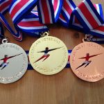 Euro Championships medals