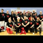 Welsh Vets Fencing Team