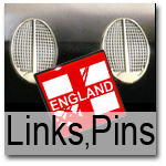 Badges, Cufflinks