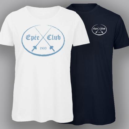 epee club organic T-shirts